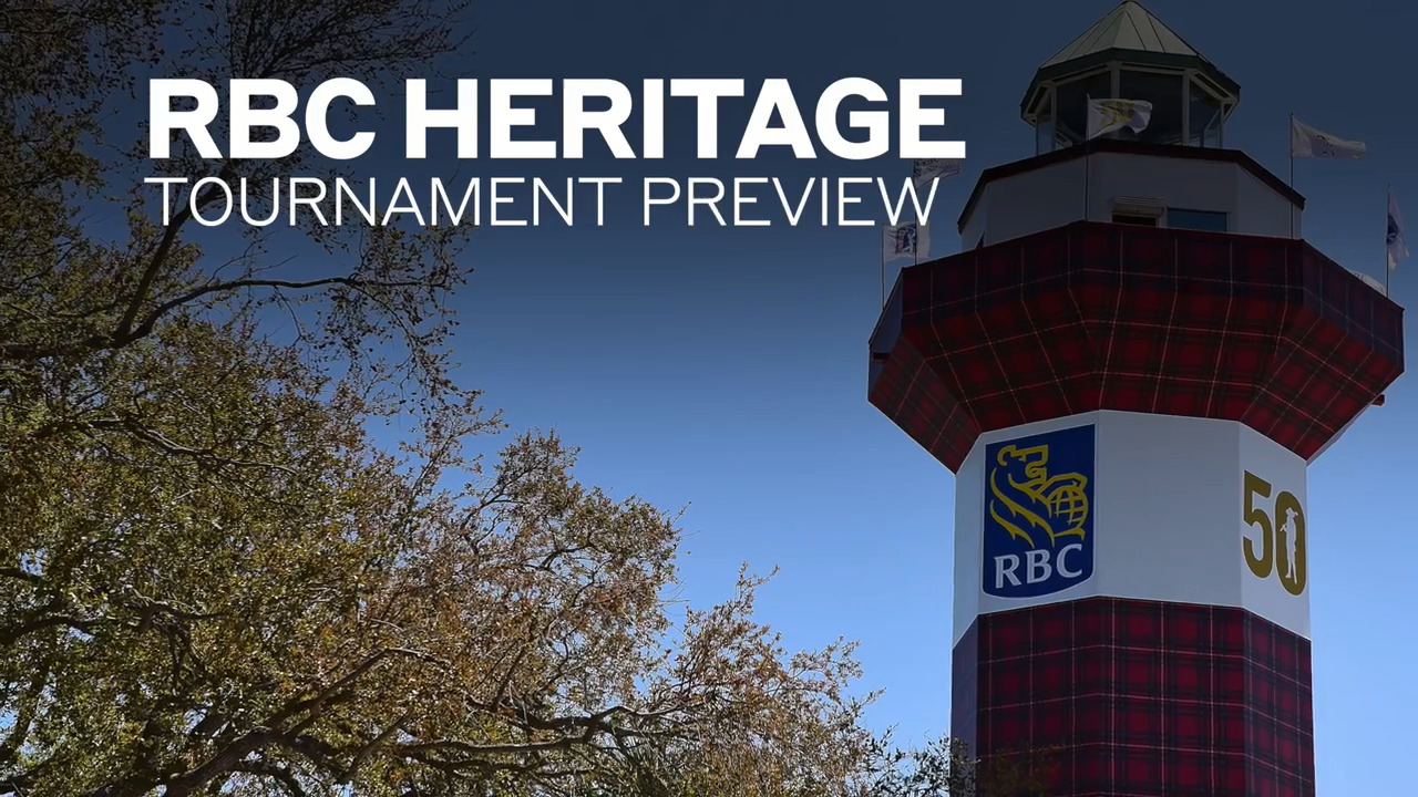 Here's what you missed from Round 1 of the RBC Heritage