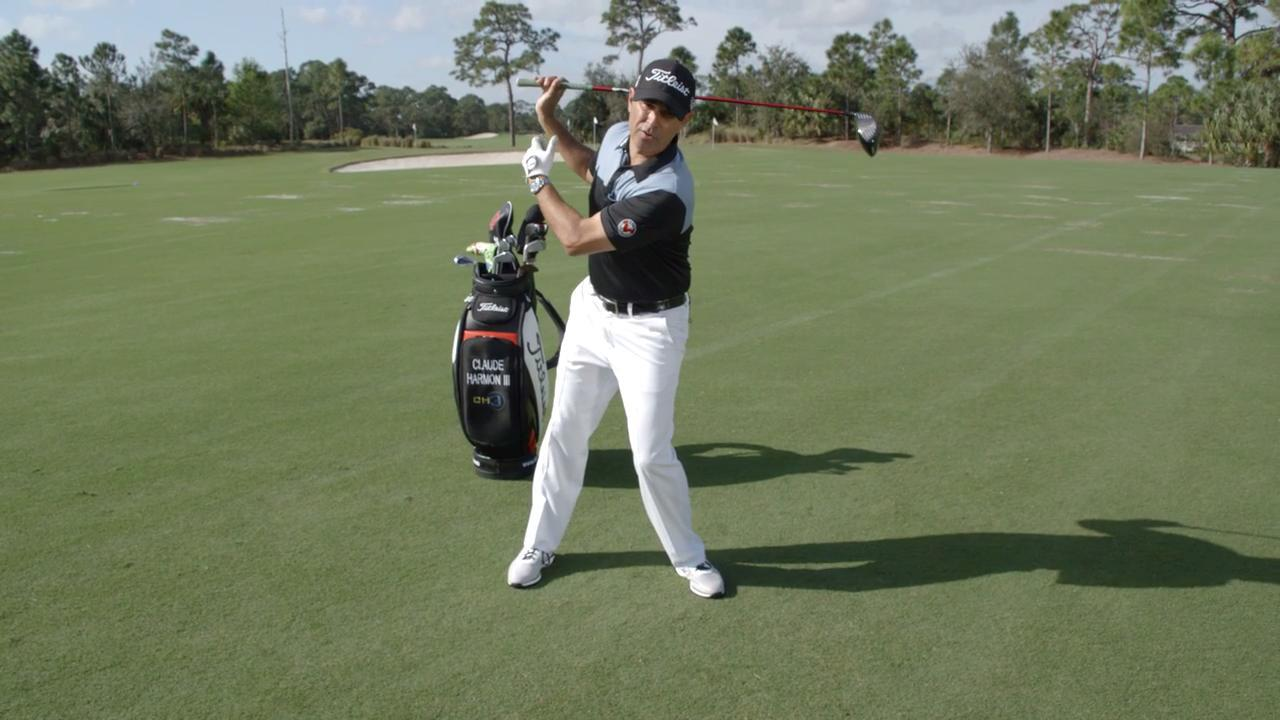 Want a more powerful golf swing? Use your hips