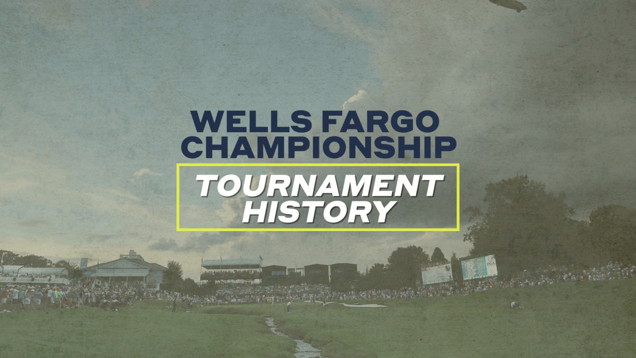 Here's what you missed from Round 2 of the Wells Fargo Championship