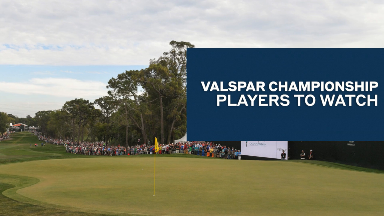 Here's what you missed from Round 2 of the Valspar Championship - Golf