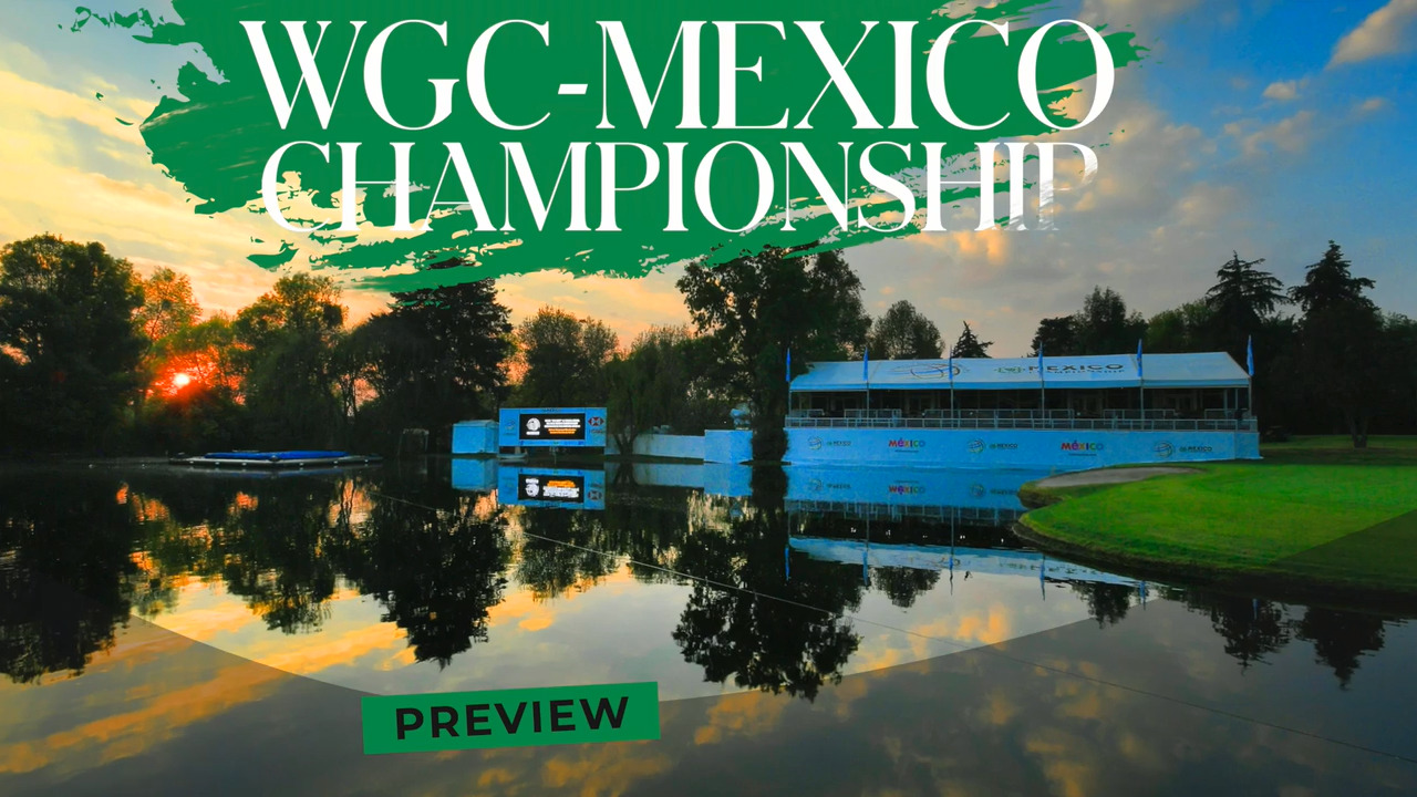 Here's what you missed from Round 1 of the WGC-Mexico Championship - Golf