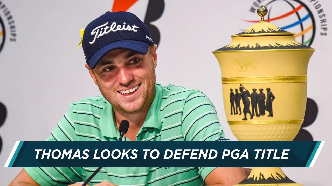 PGA Championship viewer's guide: Tee times, TV schedule and