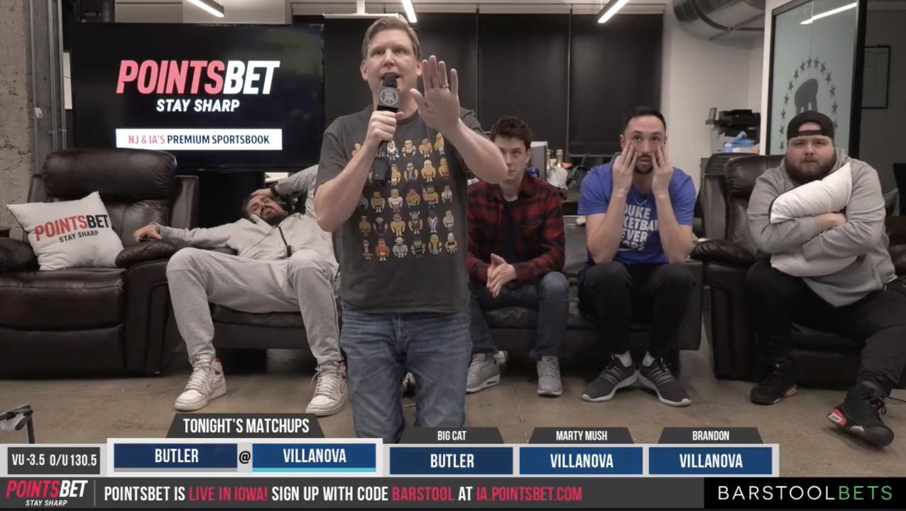 Gambling Cave Live Blog | Full Video Replay: College ...