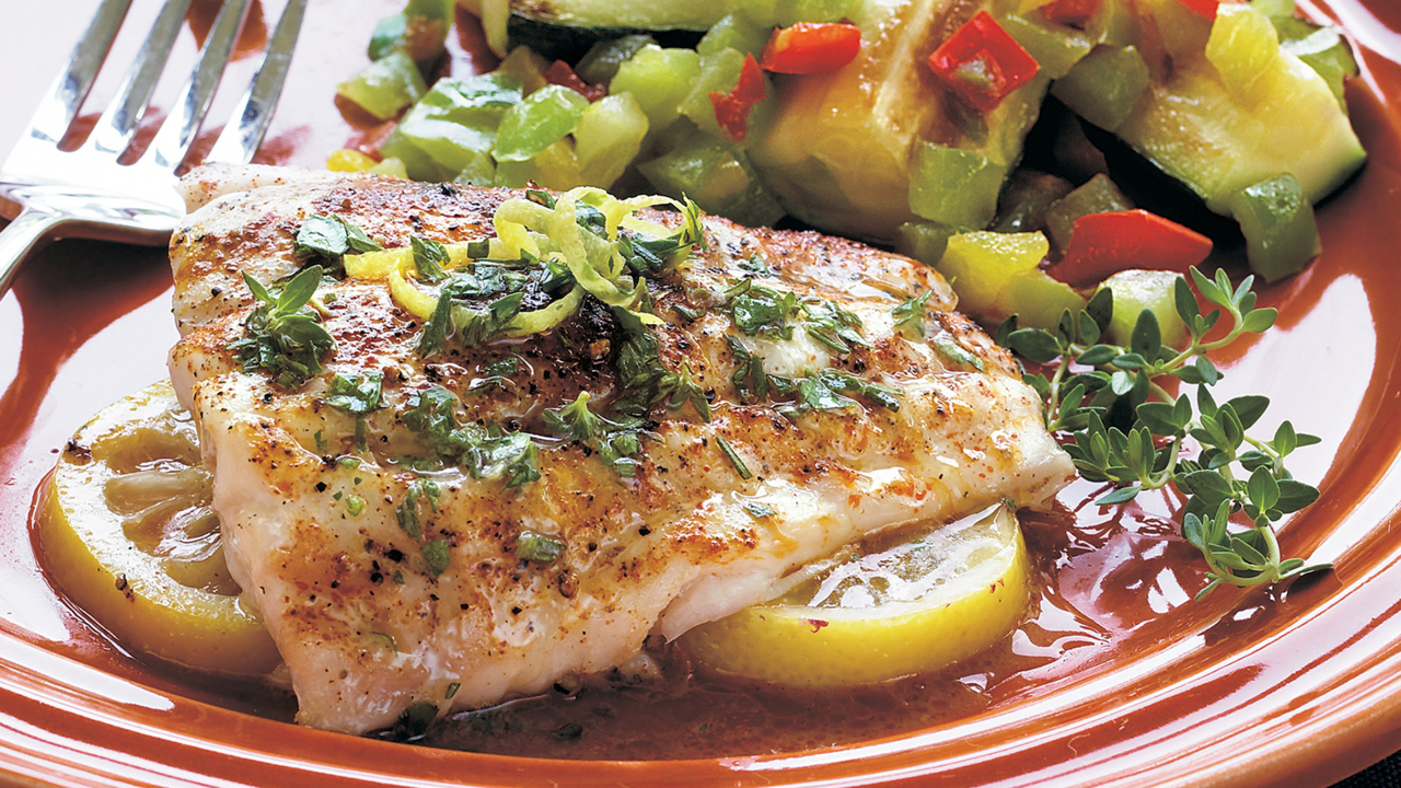 Lemon Red Snapper With Herbed Butter Recipe Myrecipes,Easy Meatball Recipe No Egg
