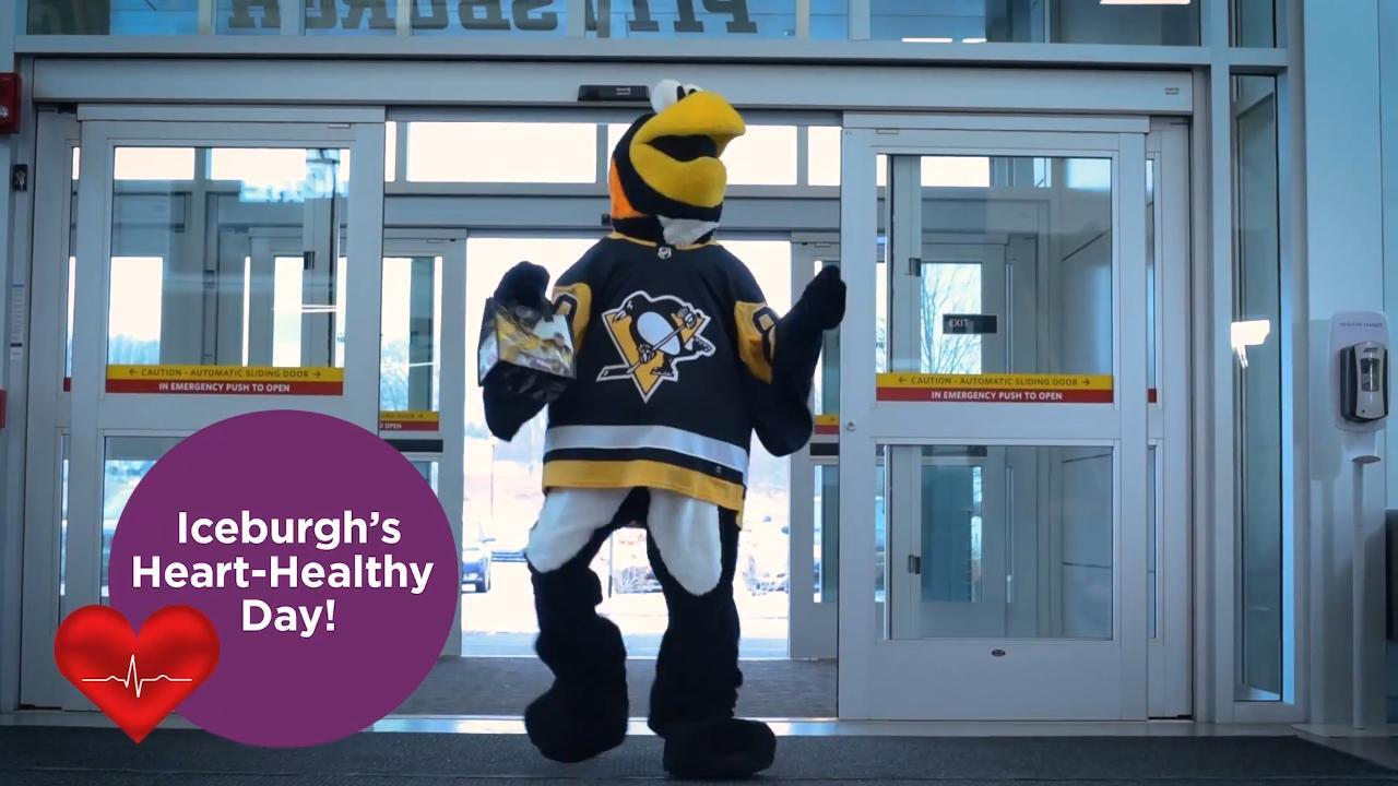 Watch: Iceburgh's Heart-Healthy Lunch