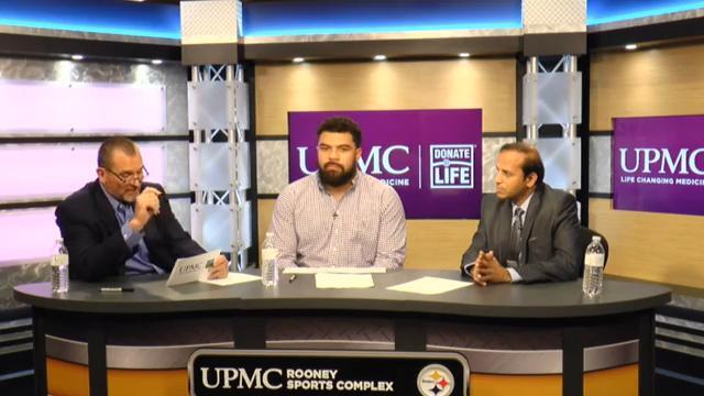 Video: A Conversation with Dr. Abhi Humar and Cam Heyward