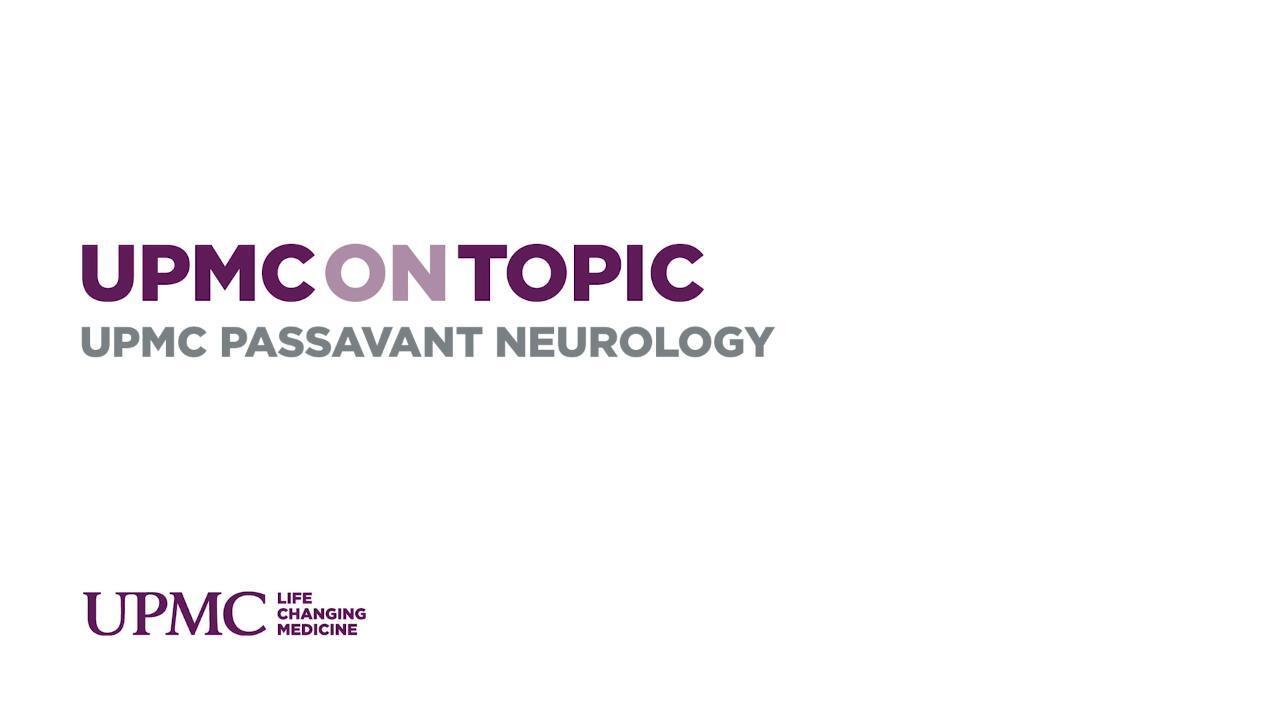 UPMC Passavant Division of Neurology