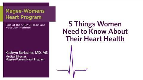 Heart Health Tips Women Need to Know
