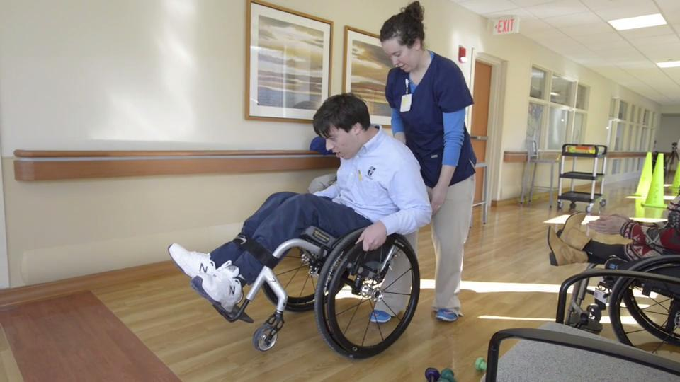 Wheelchair Clinic Offers Community, Independence