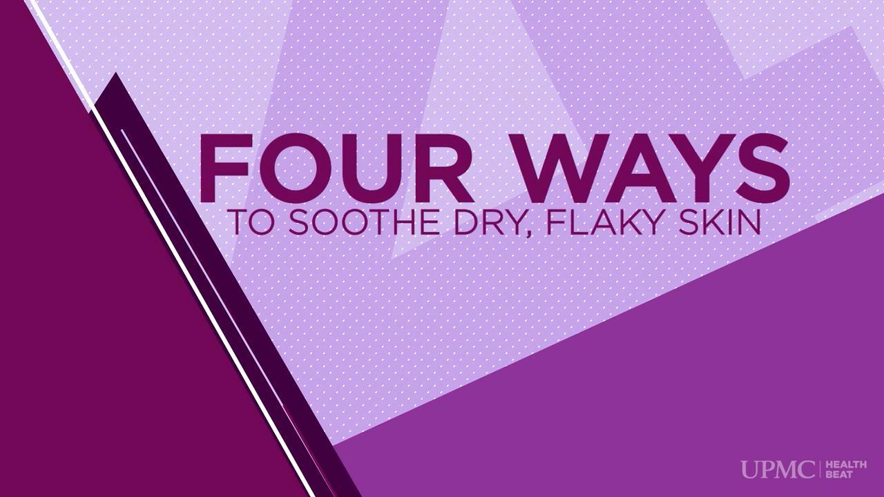 Do You Have Dry, Flaky Skin on Your Face? Here's What You Can Do