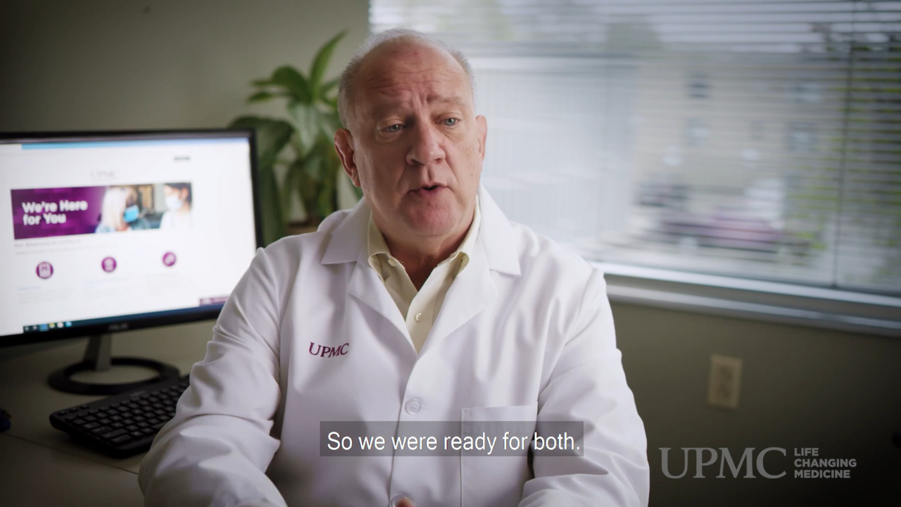 Video: UPMC Is Here for You — And Your Health