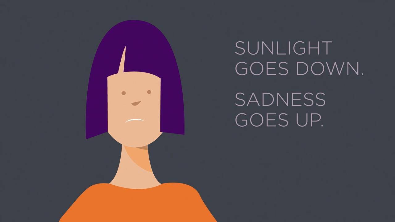 Seasonal Affective Disorder: How Seasons Change Your Mood