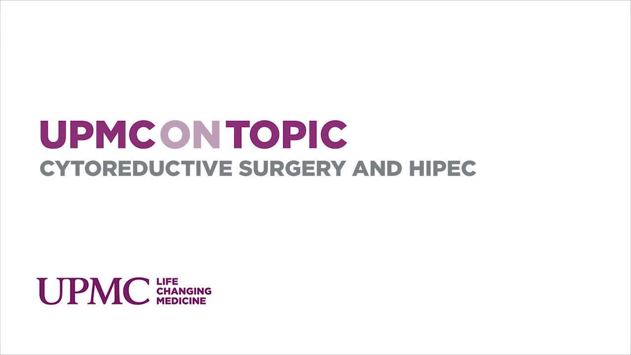 Hyperthermic Intraperitoneal Chemoperfusion (HIPEC) Treatment