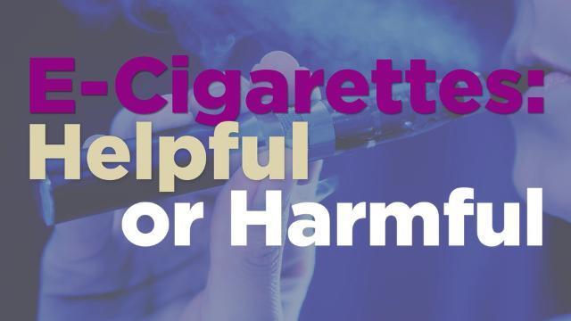 Infographic: The Dangers of E-cigarette