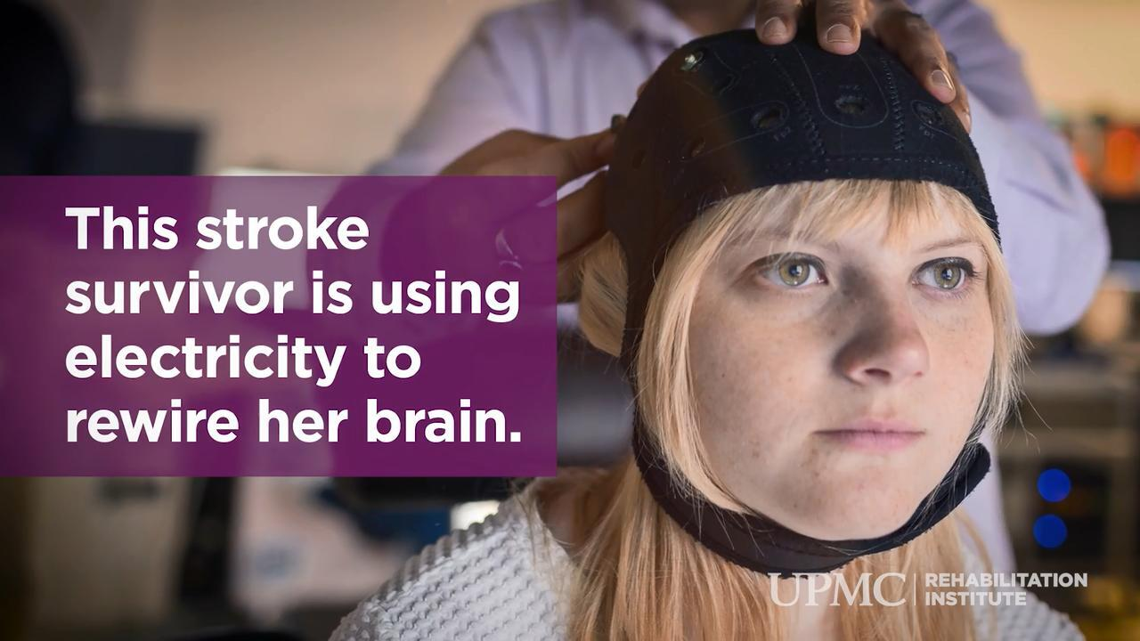 Non-Invasive Brain Stimulation May Improve Stroke Therapy | UPMC