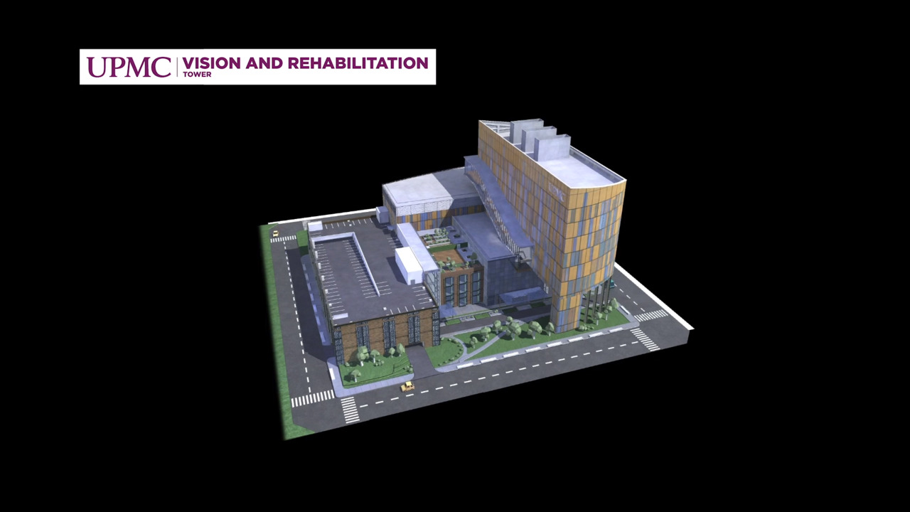 UPMC Vision and Rehabilitation at UPMC Mercy