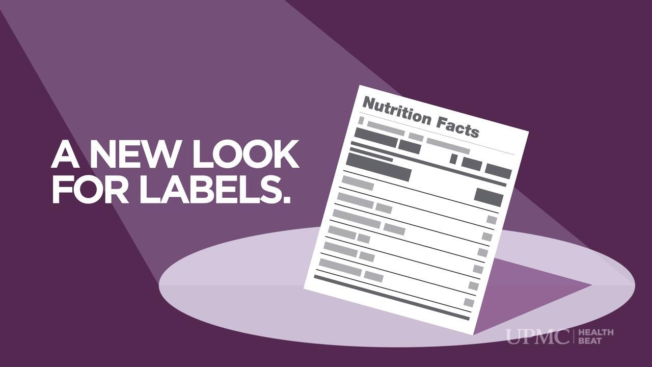 Video: How to Read the New Nutrition Label