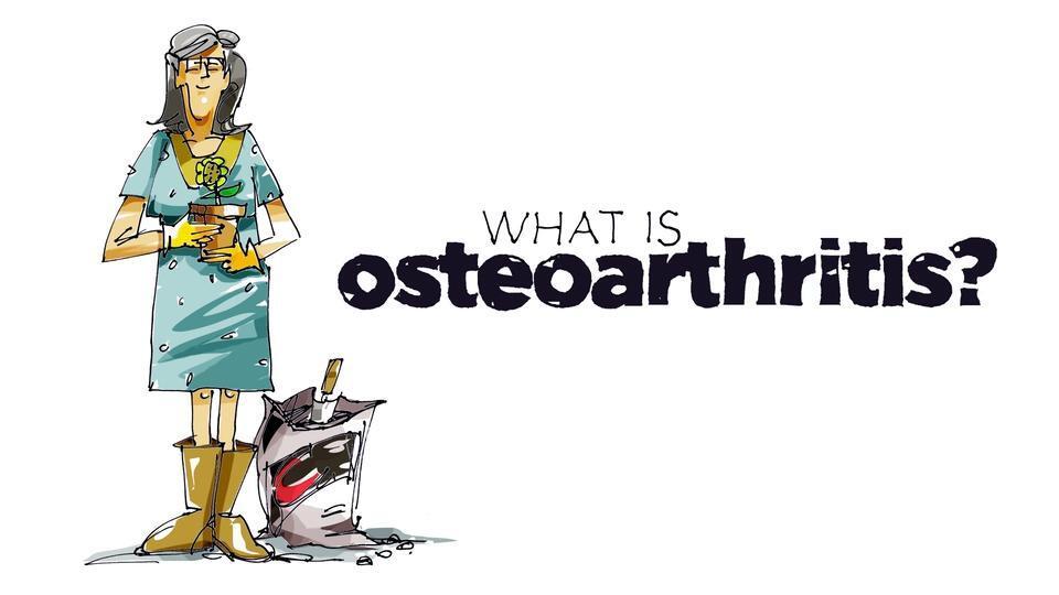 The Difference Between Osteoarthritis and Rheumatoid Arthritis