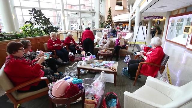 Magee Babies Dressed as Santa and Tiny Reindeer for Christmas