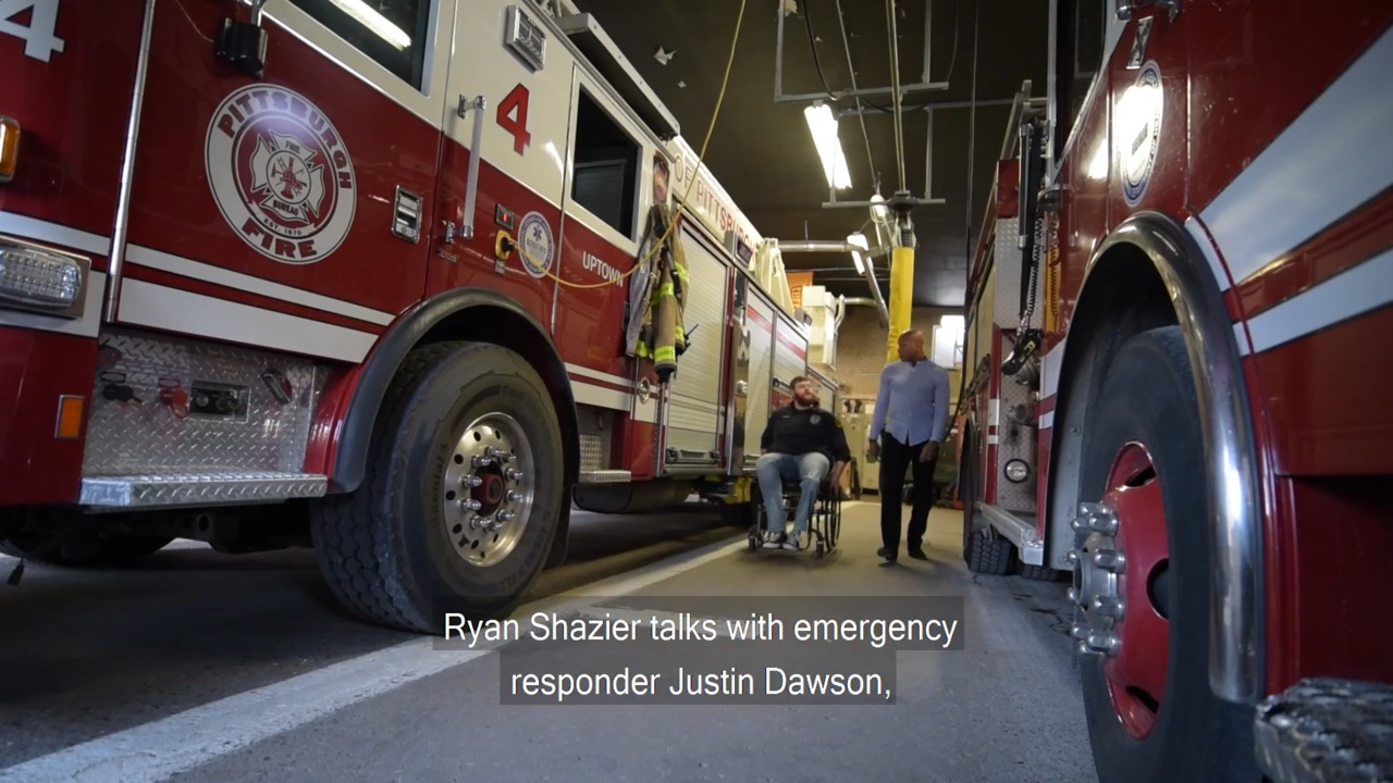 Ryan Shazier's 50 Phenoms: Man Pushes Forward After Losing Legs in Crash