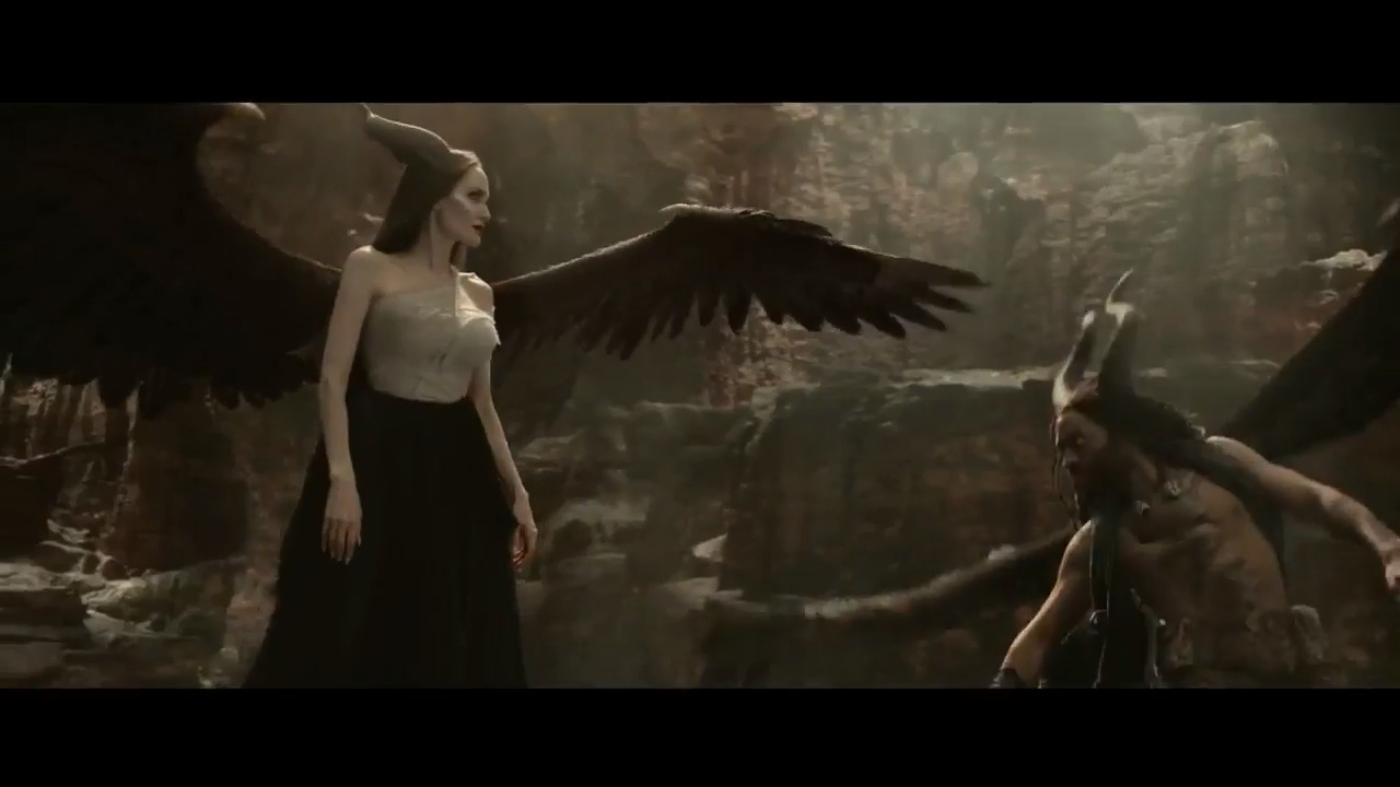 Chiwetel Ejiofor Talks Working With Jolie In Maleficent
