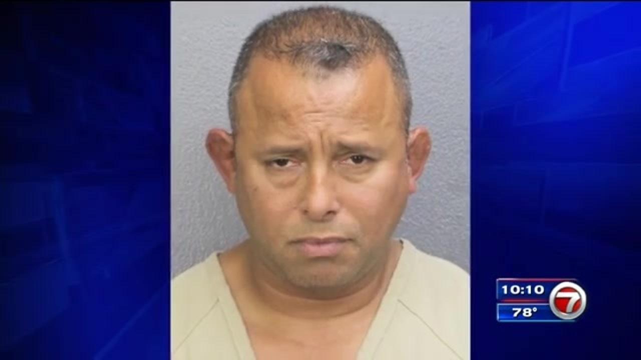BSO deputy arrested for shoplifting in uniform at Walmart – WSVN