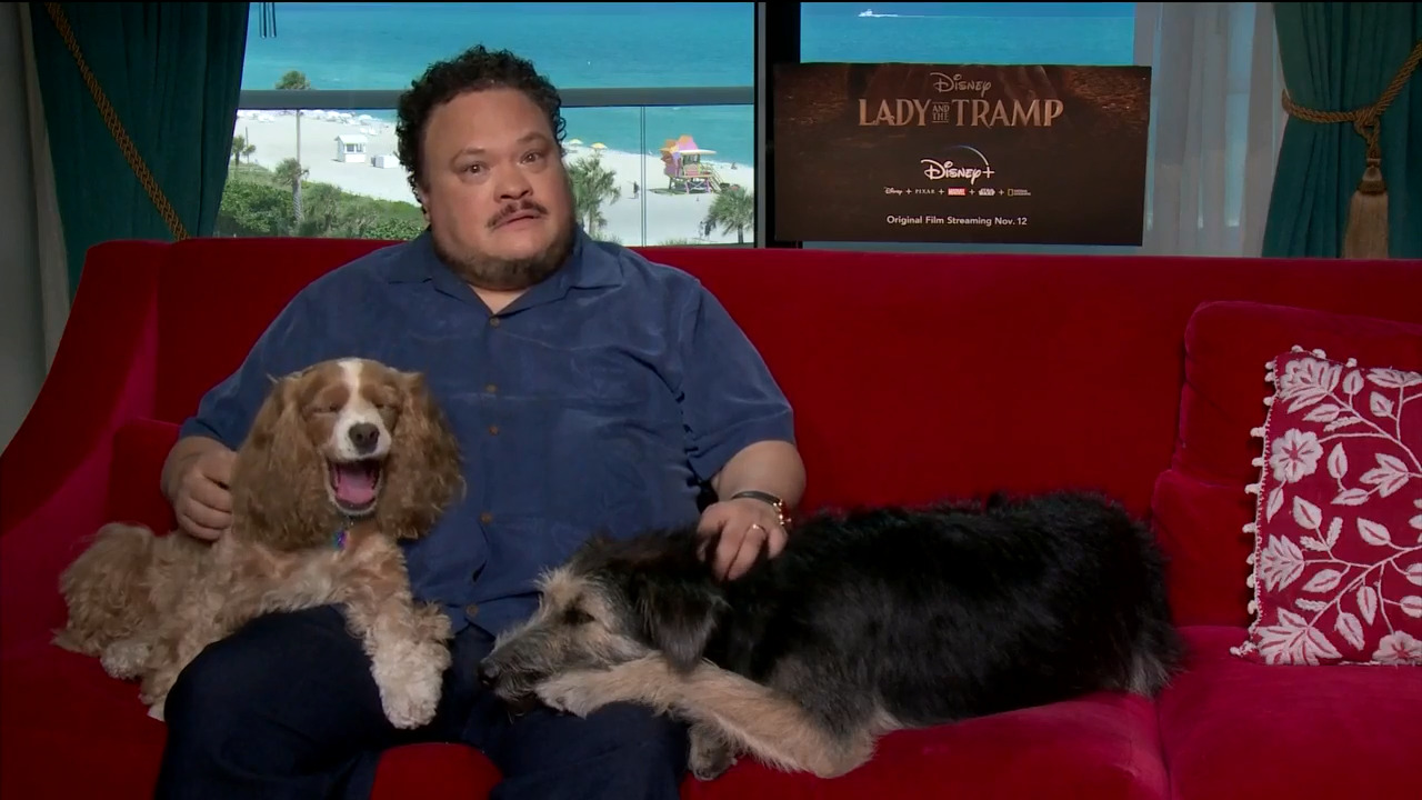 Adrian Martinez Talks Live Action Lady And The Tramp With Deco Wsvn 7news Miami News Weather Sports Fort Lauderdale