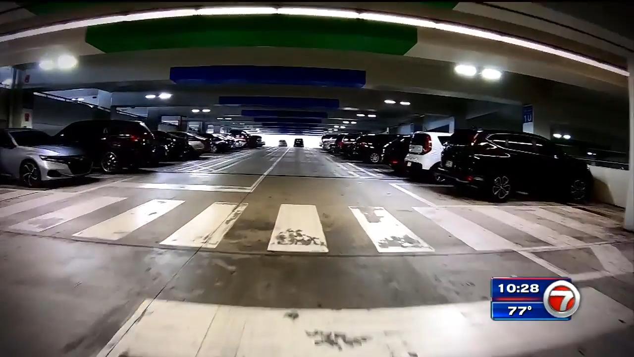 Aumento de automóviles robados en el aeropuerto de Miami