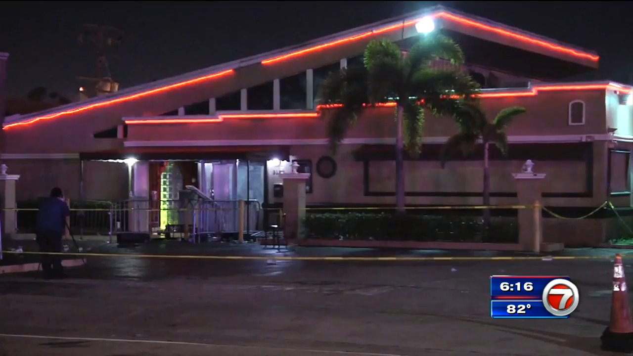 Police Begin Investigation Into Fatal Lauderhill Strip Club Shooting