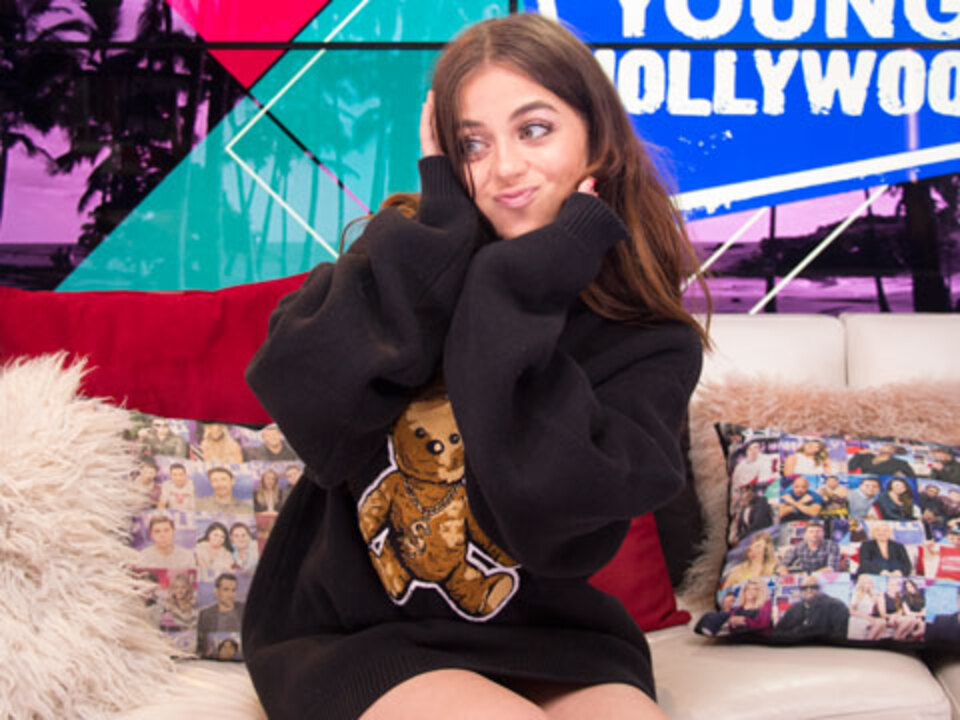 Baby Ariel Teases Her Book Nickelodeon Movie with Jace Norman