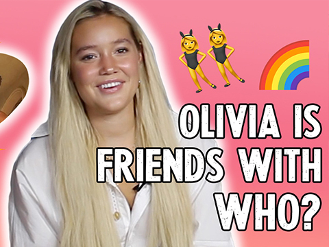 Olivia Ponton  nackt