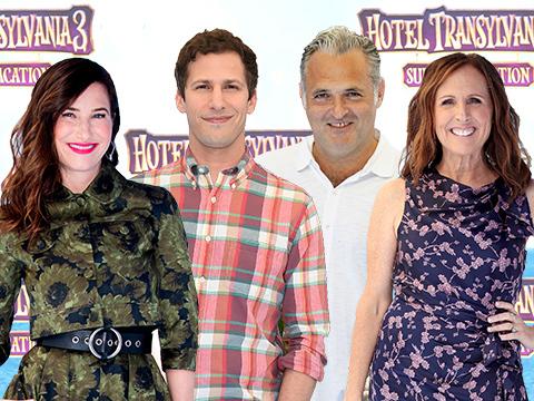 Summer Essentials With Andy Samberg Hotel Transylvania 3 Cast