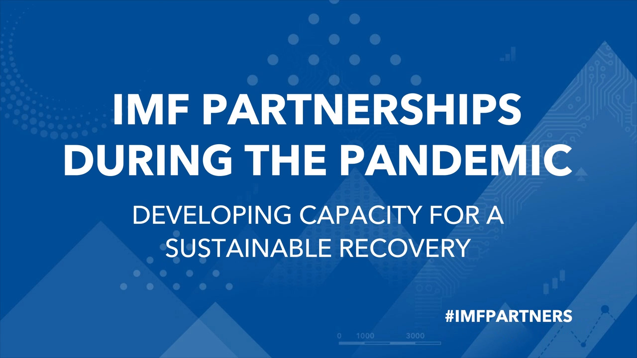 IMF Partnerships during the Pandemic: Developing Capacity for a Sustainable Recovery