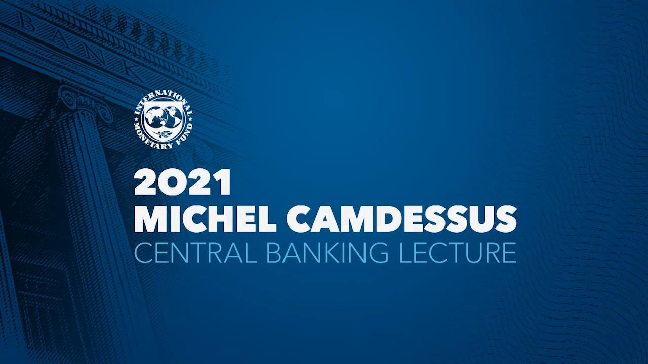 Conferencia sobre bancos centrales Michel Camdessus de 2021