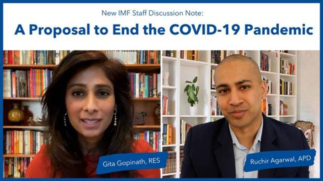 A Proposal to End the COVID-19 Pandemic