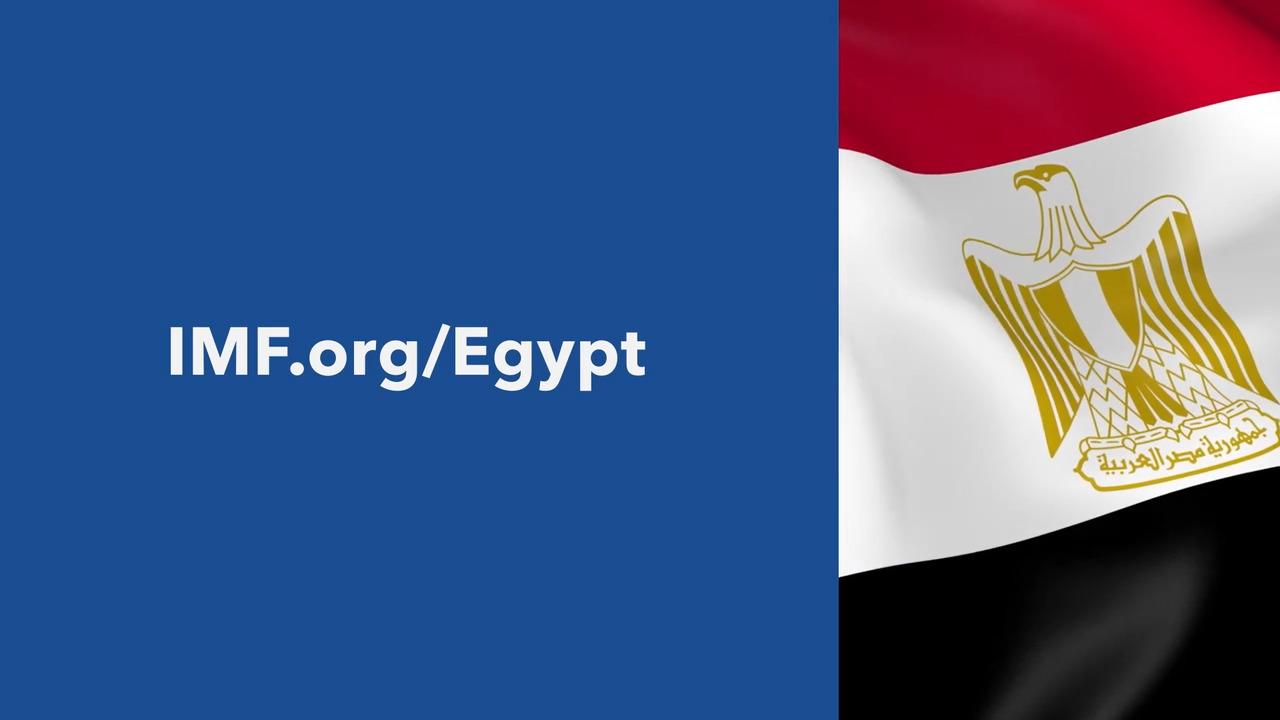 مصر كانت من البلدان القليلة التي حققت نموا اقتصاديا موجبا في 2020