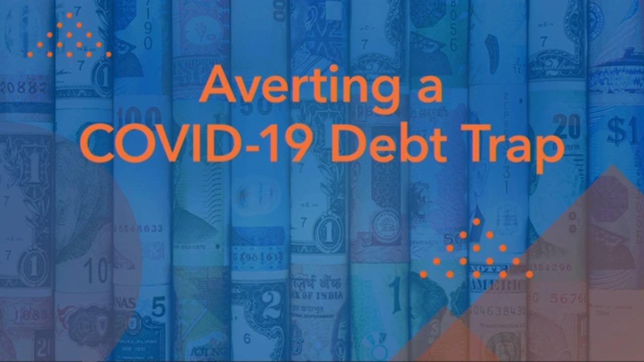 Averting a COVID-19 Debt Trap