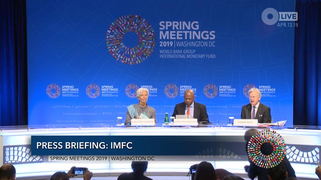 Arabic - IMFC Press Conference