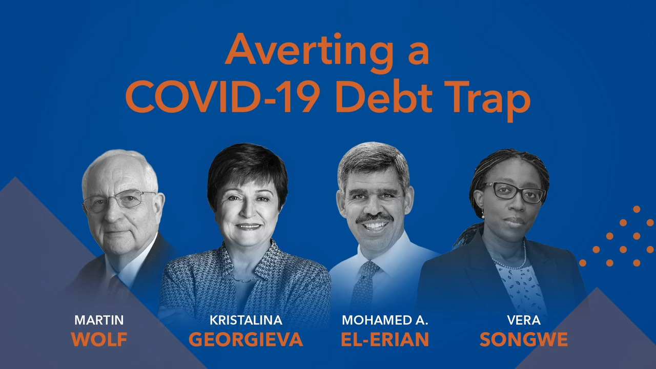 Coming Soon - Averting a COVID-19 Debt Trap