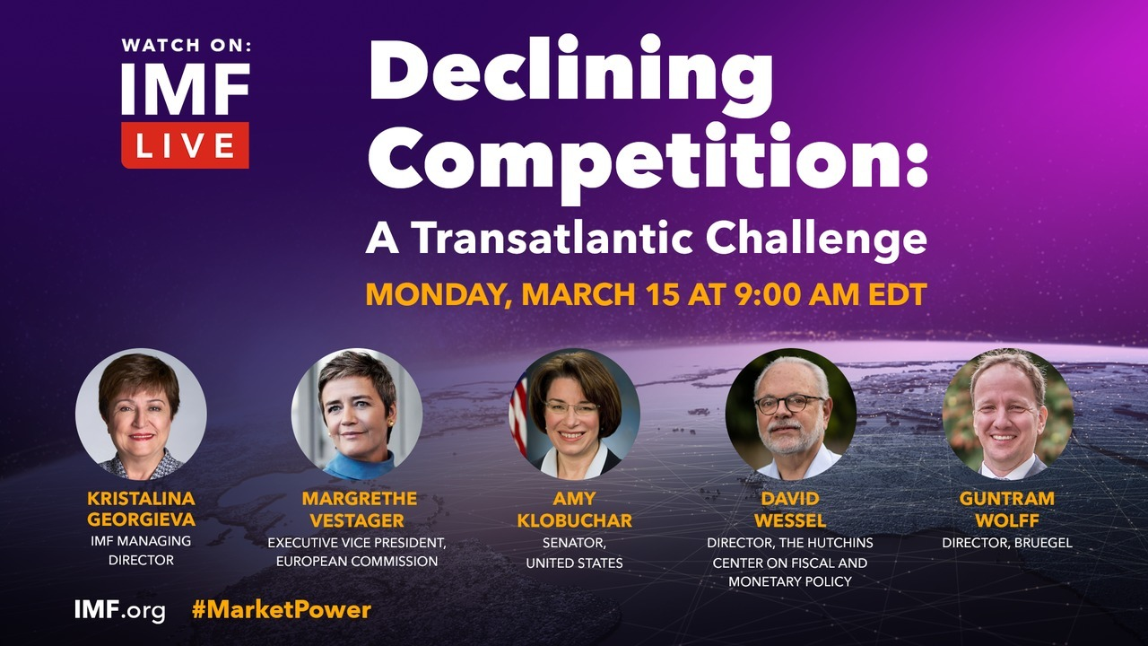 Declining Competition: A Transatlantic Challenge