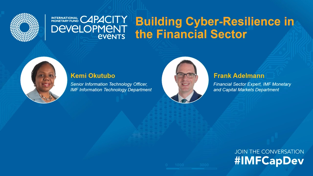 Building Cyber-Resilience in the Financial Sector