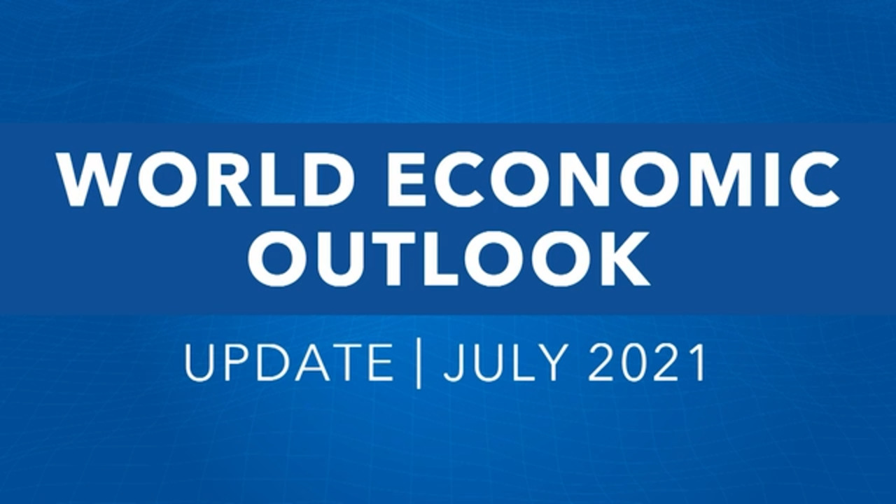World Economic Outlook Update: Press Conference, July 2021