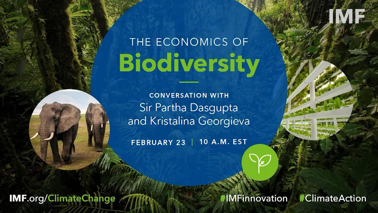The Economics of Biodiversity