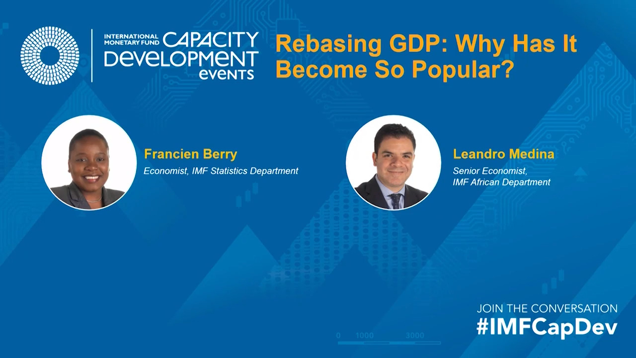 Rebasing GDP: Why Has It Become So Popular?