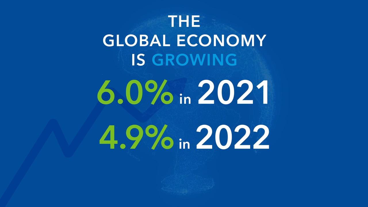 World Economic Outlook Update, July 2021