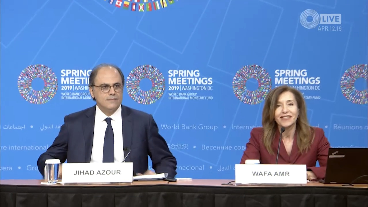 Press Briefing: Middle East and Central Asia Department