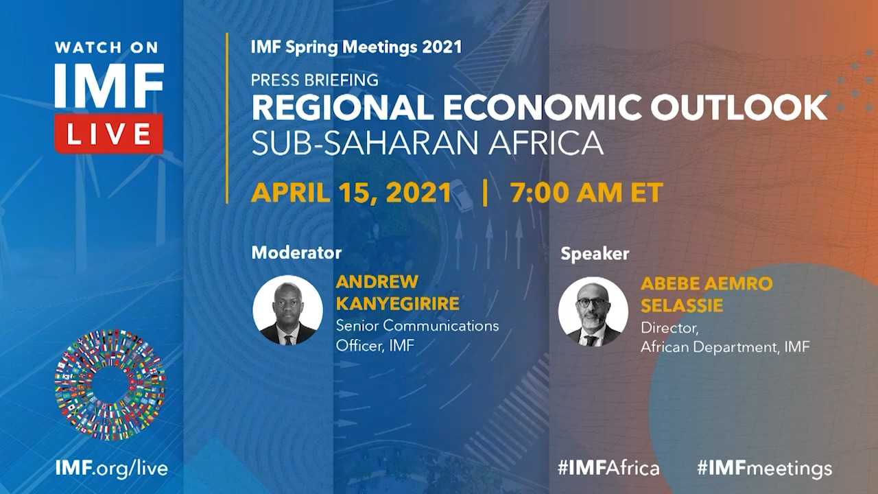 Portuguese - IMF Press Briefing: African Department