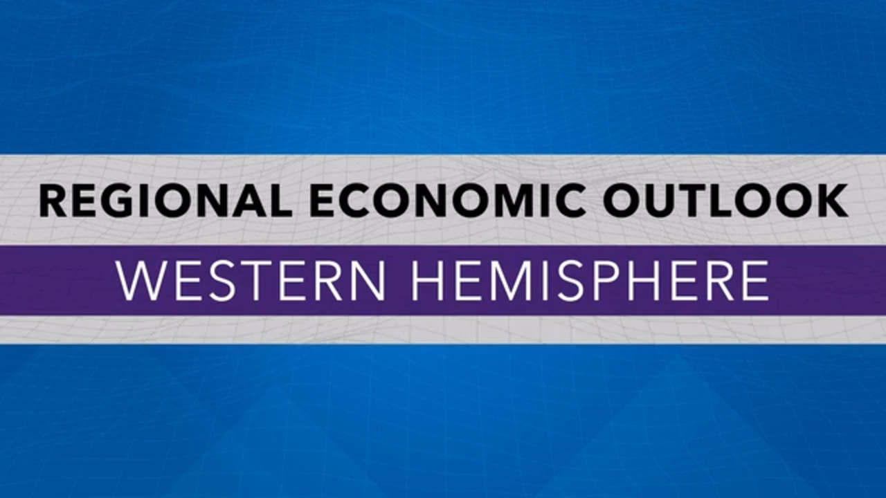 IMF Press Briefing: Western Hemisphere Department