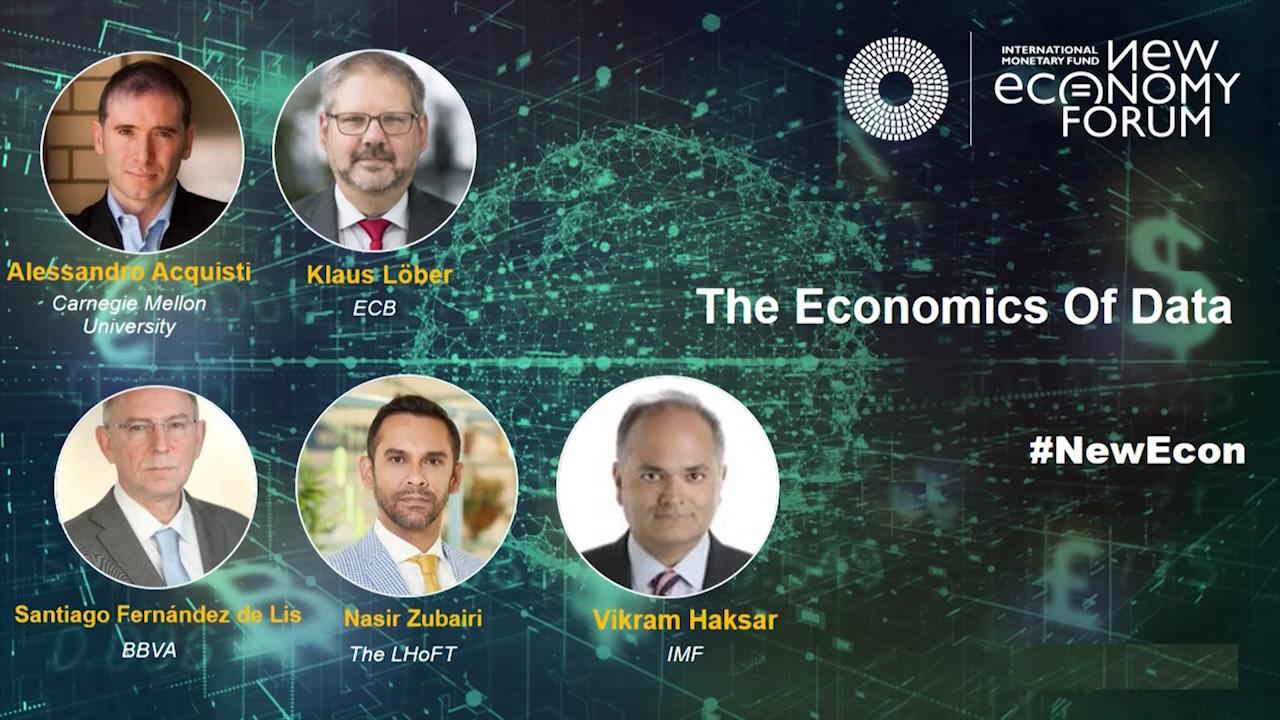 New Economy Talk: The Economics of Data