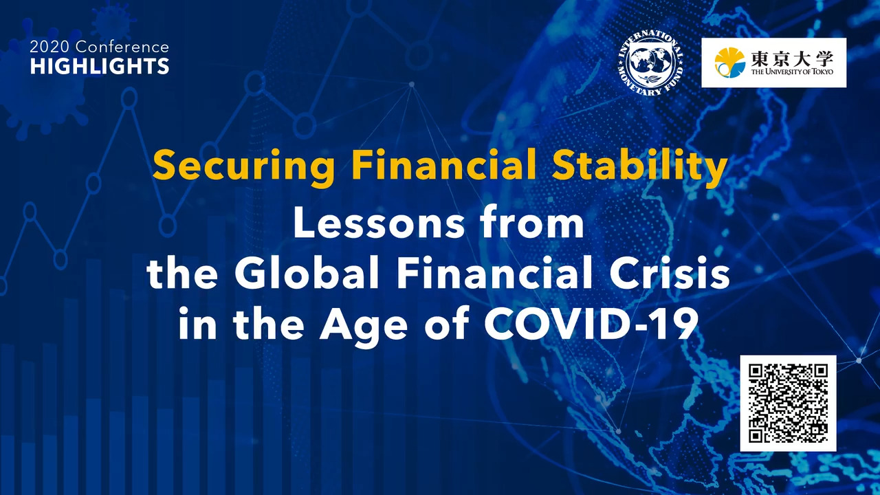 """2020 Conference Highlights """"Securing Financial Stability"""""""
